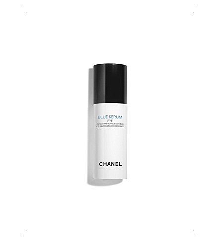 CHANEL <strong>BLUE SERUM EYE</strong> Longevity Ingredients From Selected Diets Of The World's Blue Zones 15ml