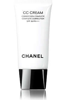 CHANEL CC CREAM Complete Correction SPF 30 / PA+++ 32 Beige Rosé