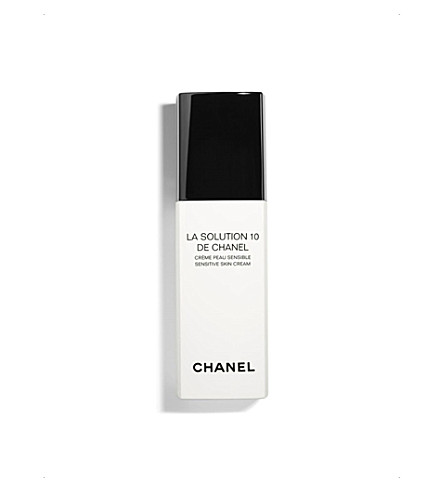 CHANEL <strong>LA SOLUTION 10 DE CHANEL</strong> Sensitive Skin Cream 30ml