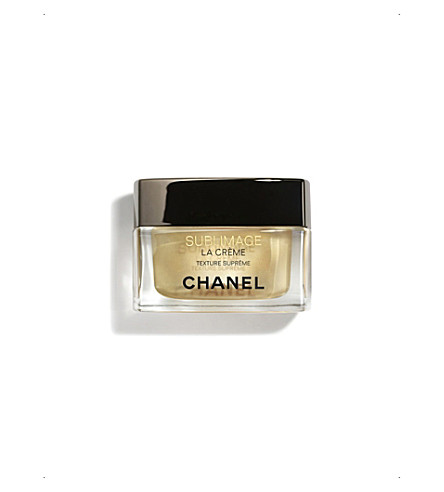 CHANEL SUBLIMAGE LA CRÈME Ultimate Skin Revitalisation - Texture Supreme