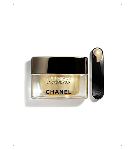 CHANEL <strong>SUBLIMAGE LA CRÈME YEUX</strong> Ultimate Regeneration Eye Cream 15g