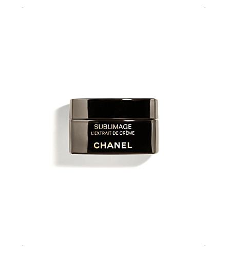 CHANEL <strong>SUBLIMAGE L'EXTRAIT DE CRÈME</strong> Ultimate Regeneration and Restoring Cream 50g