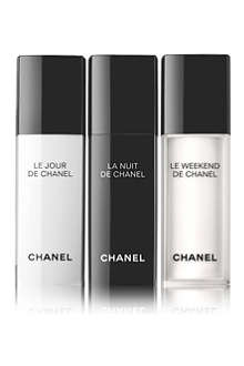 CHANEL LE JOUR, LA NUIT, LE WEEKEND Reactivate, Recharge, Renew