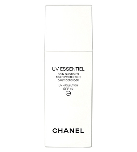 CHANEL UV essentiel multi-protection sunscreen spf 50