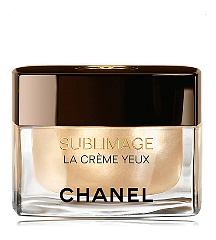 CHANEL <strong>SUBLIMAGE LA CRÈME YEUX</strong> Ultimate Regeneration Eye Cream