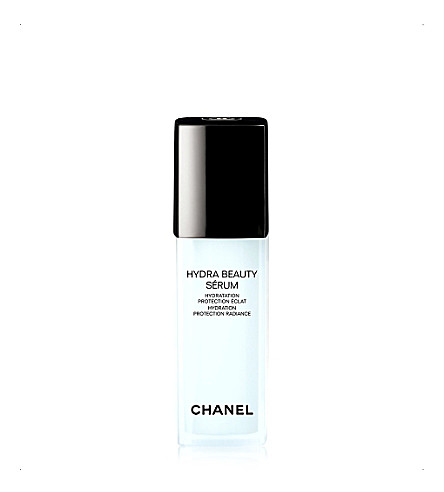 CHANEL <strong>HYDRA BEAUTY SÉRUM </strong> Hydration Protection Radiance 30ml