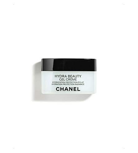 CHANEL <strong>HYDRA BEAUTY</strong> Gel Crème Hydration Protection Radiance 50ml