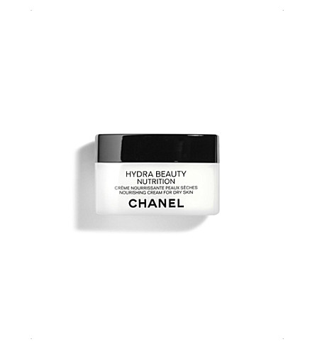 CHANEL <strong>HYDRA BEAUTY NUTRITION</strong> Nourishing And Protective Cream 50ml