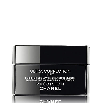 CHANEL ULTRA CORRECTION LIFT Plumping Anti–Wrinkle Lips and Contour