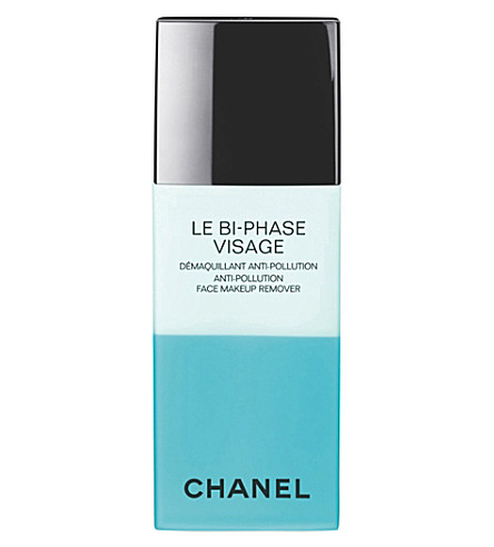 CHANEL <strong>LE BI-PHASE VISAGE</strong>Anti-Pollution Face Makeup Remover 150ml