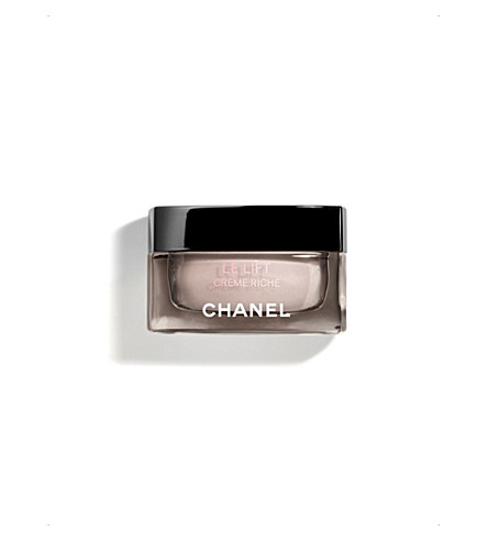 CHANEL <strong>LE LIFT DE CHANEL</strong> Firming Anti-Wrinkle Crème Riche