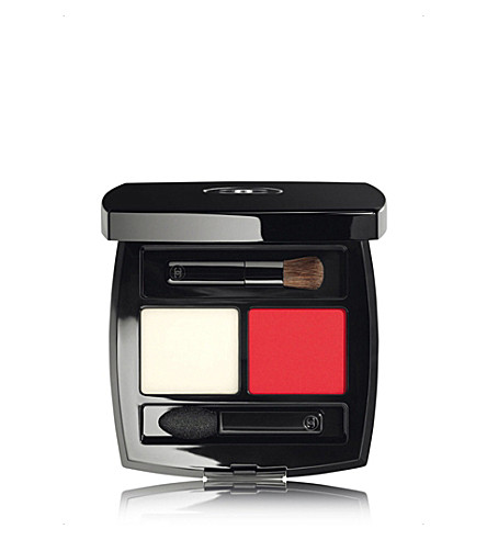 CHANEL <strong>POUDRE À LÈVRES EXCLUSIVE CREATION</strong> Lip Balm And Powder Duo (Rossa+pomeiano