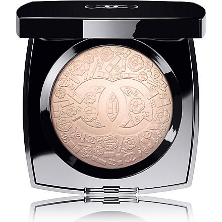 CHANEL POUDRE SIGNÉE DE CHANEL Illuminating Powder