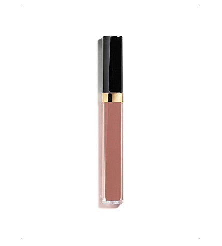 CHANEL Rouge Coco Gloss (Caramel