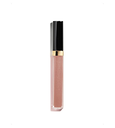 CHANEL Rouge Coco Gloss (Noce+moscata