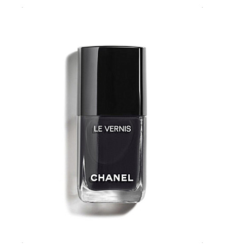 CHANEL <strong>LE VERNIS</strong> Longwear Nail Colour (Gris+obscur