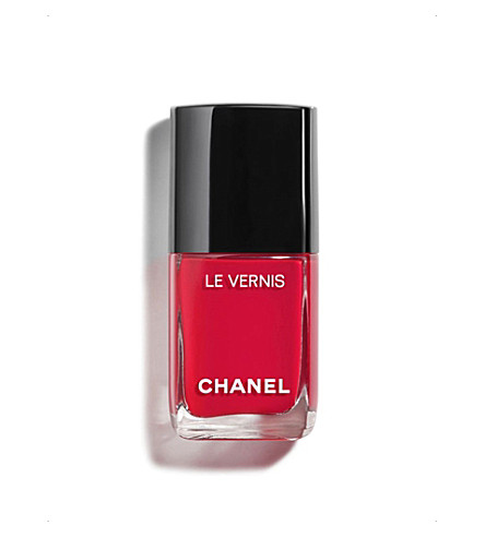 CHANEL <strong>LE VERNIS</strong>Longwear Nail Colour (Rouge+red
