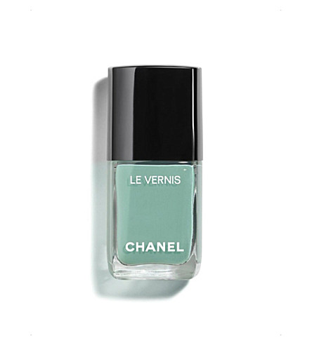 CHANEL <strong>LE VERNIS</strong> Longwear Nail Colour 13ml (Verde+pastello
