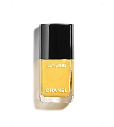 CHANEL <strong>LE VERNIS</strong> Longwear Nail Colour (Giallo+napoli