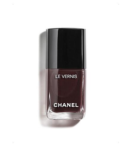CHANEL <strong>LE VERNIS</strong> Longwear Nail Colour 13ml (Brun+contraste