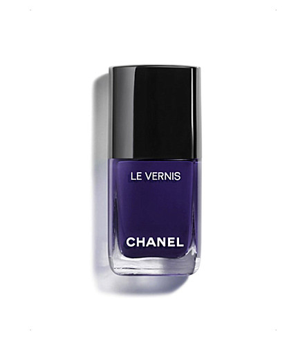 CHANEL <strong>LE VERNIS</strong> Longwear Nail Colour 13ml (Violet+piquant