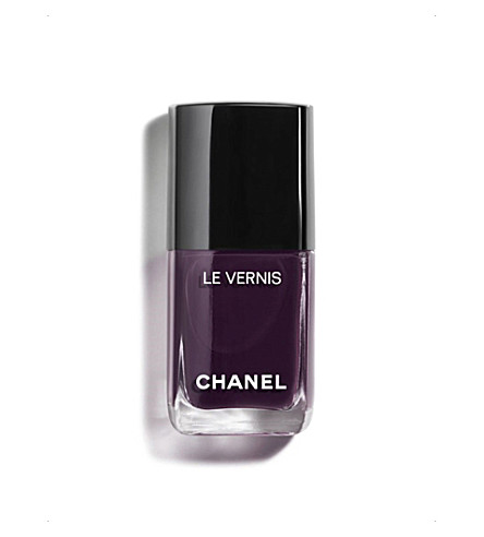 CHANEL <strong>LE VERNIS</strong> Longwear Nail Colour 13ml (Prune+dramatique