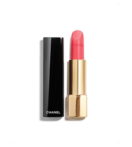 CHANEL <strong>ROUGE ALLURE 天鹅绒</strong> 透亮哑光唇膏 (胭脂 + troublant