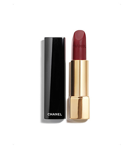 CHANEL <strong>ROUGE ALLURE VELVET</strong> Luminous Matte Lip Colour 63 Nightfall 3.5g (Nightfall