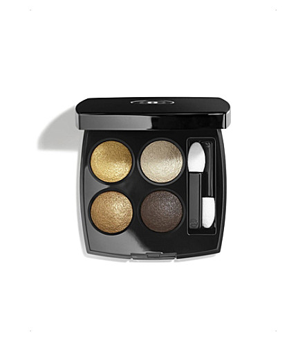 CHANEL <strong>LES 4 OMBRES</strong>Multi-effect quadra eyeshadow (Codes+elegants