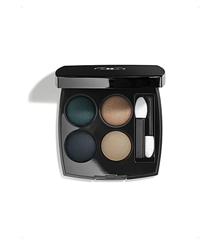 CHANEL <strong>LES 4 OMBRES</strong> Multi-Effect Quadra Eyeshadow 288 Road Movie 2g (Road+movie