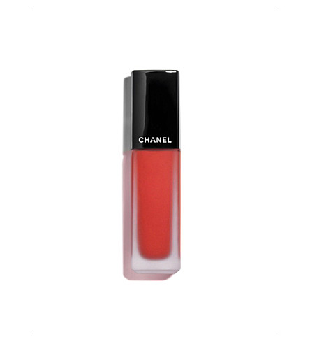 CHANEL <strong>Ink Matte</strong> Liquid Lip Colour (Entusiasta