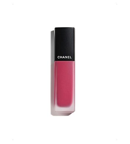 CHANEL <strong>ROUGE ALLURE INK</strong> Matte Liquid Lip Colour 6ml (Euphorie