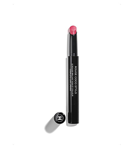 CHANEL <strong>ROUGE COCO STYLO</strong> Complete Care Lipshine 5.5g (Rose+mutin