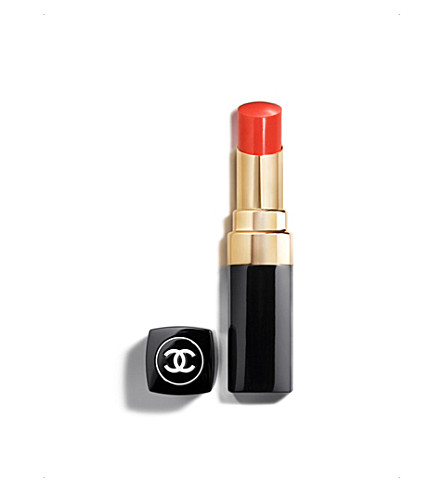 CHANEL ROUGE COCO SHINE Hydrating Colour 3.5g (Poppy+orange