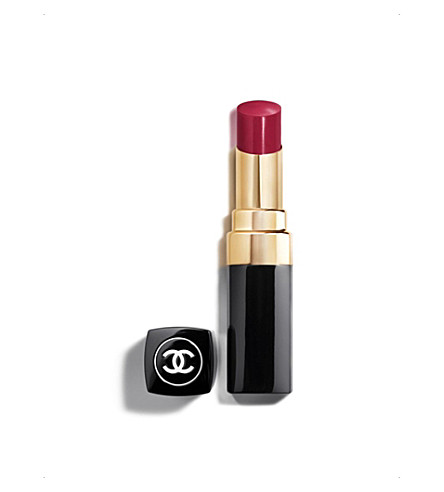 CHANEL ROUGE COCO SHINE Hydrating Colour 3.5g (Rouge+irresistible