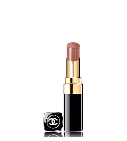 CHANEL <strong>ROUGE COCO SHINE</strong> Hydrating Colour Lipshine 537 (Golden+sand