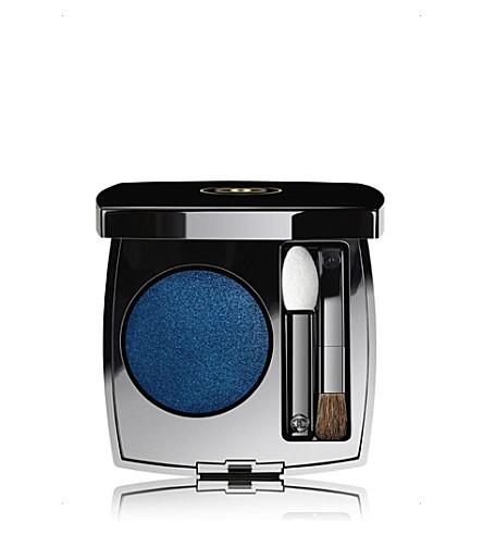CHANEL <strong>OMBRE PREMIÈRE</strong> Longwear Powder Eyeshadow (Blue+jean