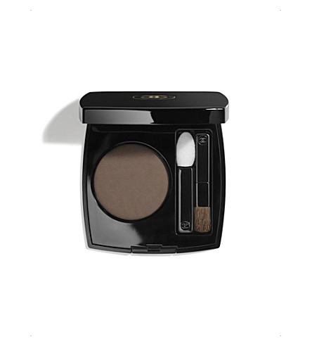 CHANEL <strong>OMBRE PREMIÈRE</strong> Longwear Powder Eyeshadow (Chocolate+brown