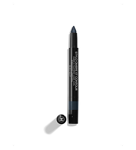 CHANEL <strong>Stylo Yeux</strong> Waterproof Long-Lasting Eyeliner 0.3g (Bleu+nuit