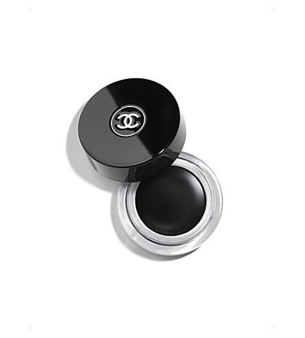 CHANEL Calligraphie de chanel longwear intense cream eyeliner (Hyperblack