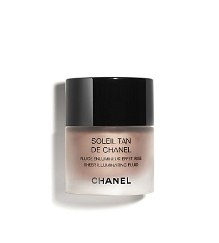CHANEL <strong>SOLEIL TAN DE CHANEL</strong> Sheer Illuminating Fluid