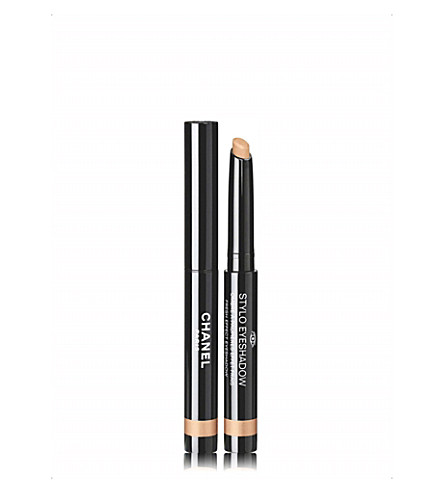CHANEL <strong>STYLO EYESHADOW</strong> Fresh Effect Eyeshadow (Beige+dore