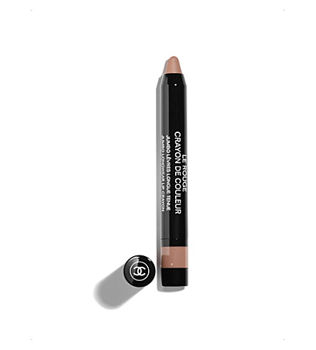 CHANEL <strong>LE ROUGE CRAYON DE COULEUR</strong>Jumbo Lipwear Lip Crayon (Nude