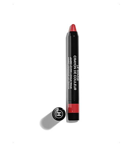 CHANEL <strong>LE ROUGE CRAYON DE COULEUR</strong>Jumbo Lipwear Lip Crayon (Rouge+corail