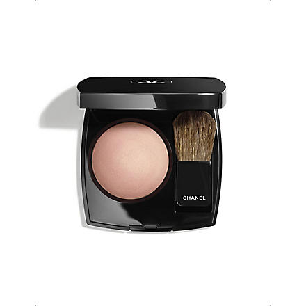 CHANEL JOUES CONTRASTE Powder Blush (Orchid+rose