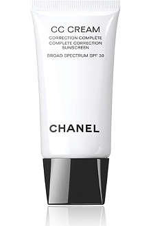 CHANEL CC CREAM Complete Correction SPF 30 / PA +++ 32 Beige Rosé