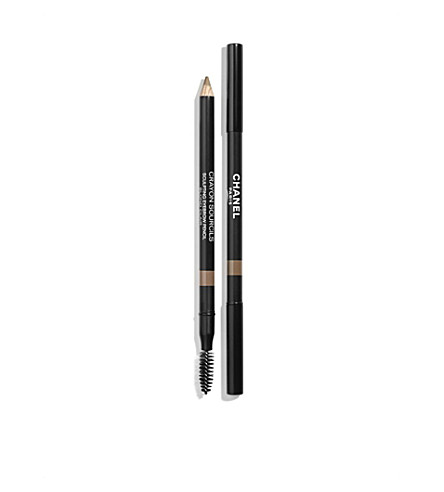 CHANEL <strong>CRAYON SOURCILS</strong> Sculpting Eyebrow Pencil (Blond+clair