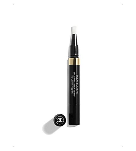CHANEL <strong>ÉCLAT LUMIÈRE</strong> Highlighter Face Pen (Beige+clair