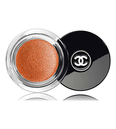 CHANEL <strong>ILLUSION D'OMBRE</strong> Long Wear Luminous Eyeshadow (116+rouge-gorge