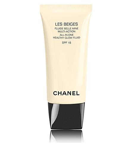 CHANEL <strong>LES BEIGES</strong> All-In-One Healthy Glow Fluid SPF 15 (20